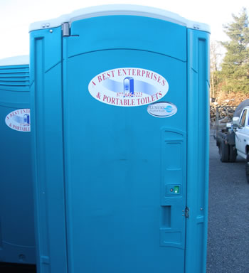 Porta Potties for Weddings